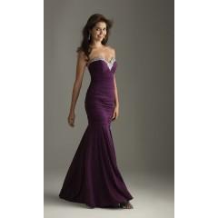 Classic chiffon Evening Dress