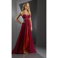 Classic prom rayon