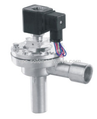 Impulse Valve Right Angle