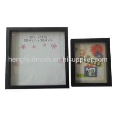 8x10 and 12x12 shadowbox frame