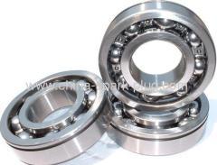 industrial deep groove ball bearing/good quality deep groove