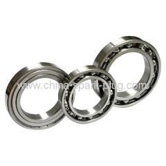 Bearing manufacturer MEG deep groove ball bearing 6301 2RS