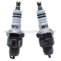 Spark plug for your two stroke scooter NGK Spark Plug BP6HS