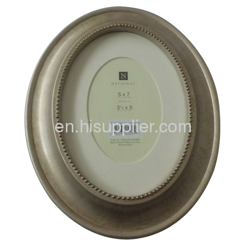 8X10 silver oval frame manufacturers and suppliers in China