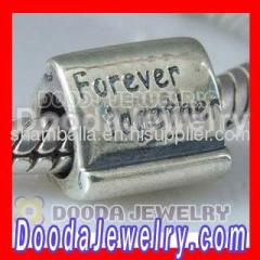 Silver european Forever Together Charms