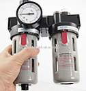 Air Filter Pneumatic Regulator Lubricator