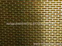 Stainless Steel Punched Hole Mesh