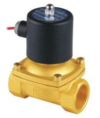 VITON High Temperature Acid Solenoid Valves
