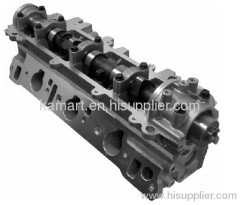 rebuild cylinder head 3VZ-R