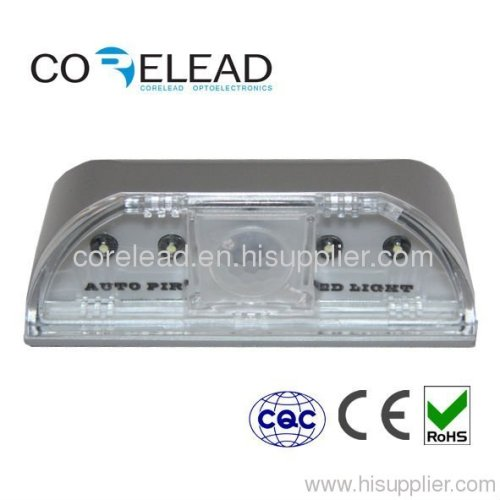 Popular with PIR sensor and LIGHT sensor small 81x46x30mm led ...