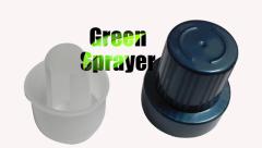 Plastic Softener Cap