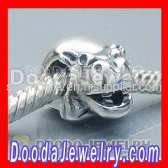 925 Sterling Silver Hippo Charms