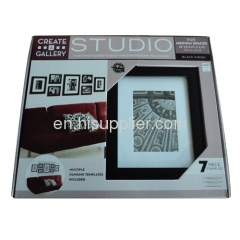 7pcs set photo frame
