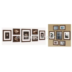 PS 7PCS SET PICTURE FRAMES