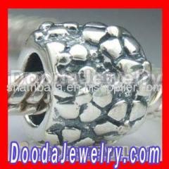 Silver european Charm Beads