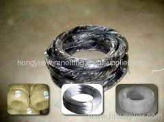 10 Gauge Black Annealed Coil Wires