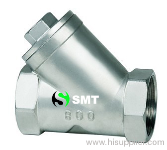 Stainless steel Y-type strainer