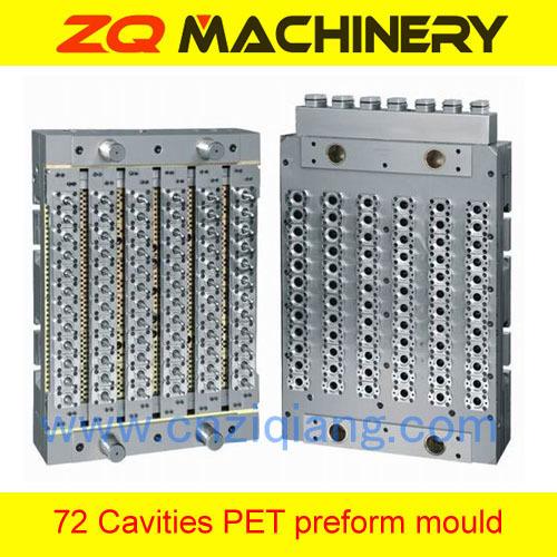 pet injection mould maker