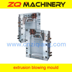 extrusion blowing molding