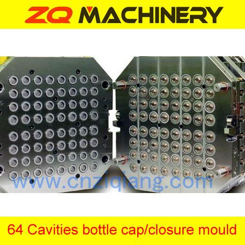 plastic pet bottle cap mold