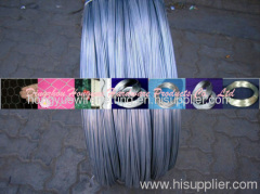 Low Carbon Hot Dipped Galvanized Wires