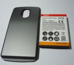 Extended battery for Samsung Galaxy Nexus i9250
