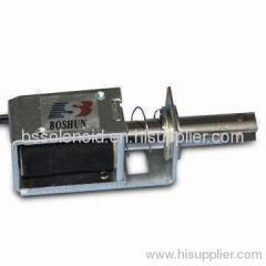 solenoid lock
