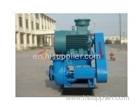 Shearing pump-Overhead belt drive
