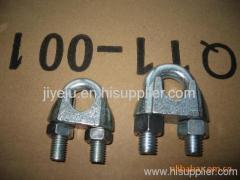 rigging wire rope clip