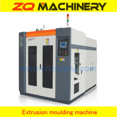 pe extrusion blowing machine