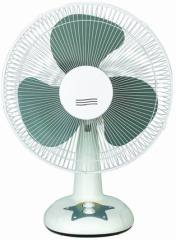 plastic table fan