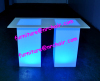 Acrylic LED dining table
