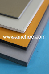 Anchoe Panel Alubond Aluminum Composite Panel