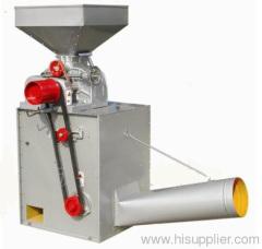 rice huller equipment