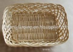 Willow tray/fruit tray/wicker tray