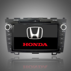 Honda Navigation DVD With 18 FM/12 AM Presets