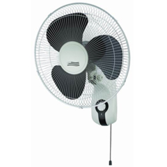 16inch oscillating wall mount fans