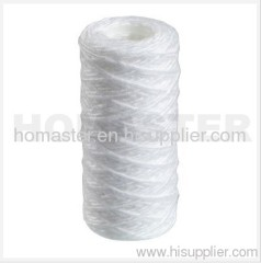 10 inch PP Sediment String Wound Filter Cartridge