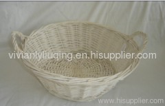 willow basket in new design