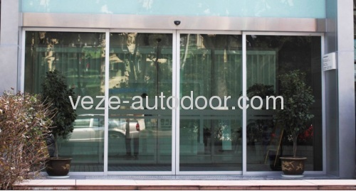 Commercial automatic sliding glass doors Manufacturer supplier