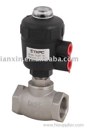 Stainless Steel Pneumatic Water Valves From China