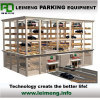 Steel structure horizontal moving parking equipment
