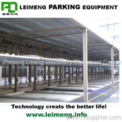 lift sliding parking equipment