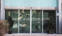 bi-parting sliding door operator