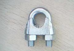 galvanize wire rope fastener