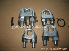 cast wire rope clip