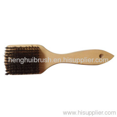 "0.003"" diameter brass machine brush"