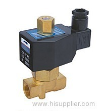 Mini Normal Open Pneumatic Solenoid Water Valve
