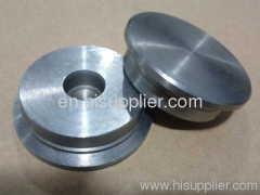 CNC machine part