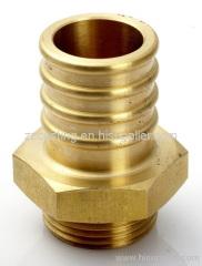 Brass Connector brass parts forging